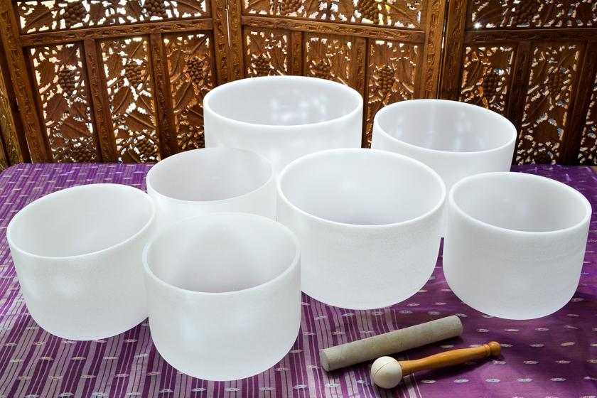 Crystal Bowl Sound Bath